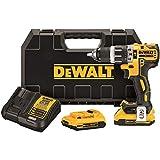 DEWALT DCD796D2 20V MAX XR Li-Ion 0.5″ 2.0Ah Compact Hammer Drill Kit For Sale