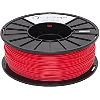 MakeShaper ABS Filament, 1 kg, 1.75 mm, Red