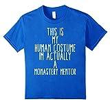 Human Costume Monastery Mentor Spiritual Religious Guide