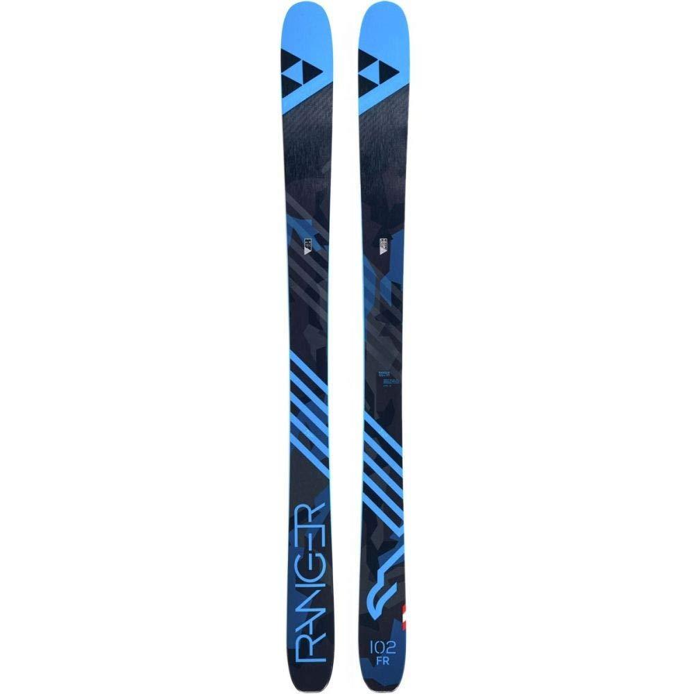 (フィッシャー) Fischer メンズ スキースノーボード ボード板 Ranger 102 FR Skis [並行輸入品] B07JHH8FB7 184CM