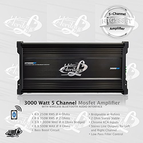 Buy lanzar amp 4 channel