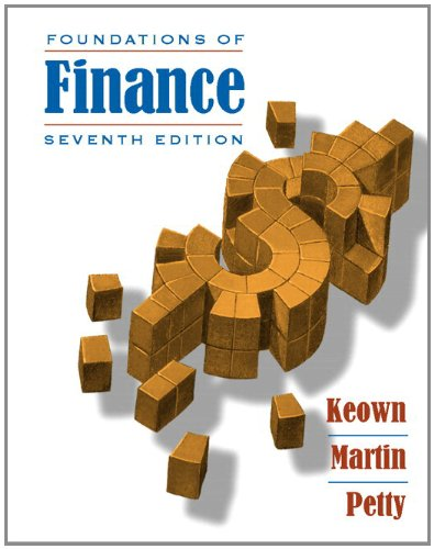 Foundations of Finance & MyFinanceLab with Pearson eText Student Access Code Card Package (7th Edition)