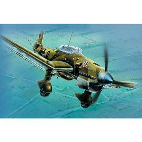 Venta en línea de descuento de fábrica Zvezda 5007873061  72-Junkers Ju Ju Ju 87B-2Stuka by Zvezda  precio mas barato
