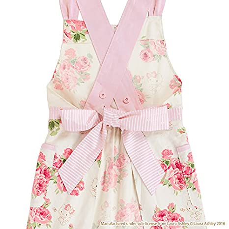 127439969 Hello Kitty Kitchen apron Hello Kitty meets LAURA ASHLEY from JAPAN: Amazon. ca: Home & Kitchen