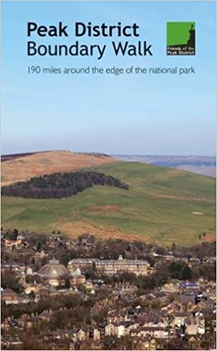 5262b53d38d7 Peak District Boundary Walk  190 Miles Around the Edge of the National Park  Paperback – 25 May 2017