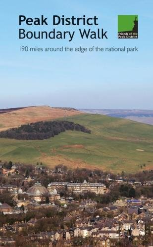 Download Peak District Boundary Walk: 190 Miles Around the Edge of the National Park ebook