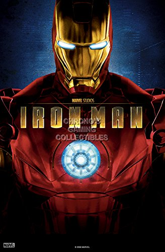 CGC Huge Poster - Marvel Iron Man 2008 Movie Poster - MIM001 (24