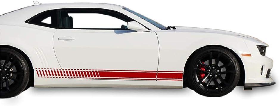 Camaro 1LE Vinyl Decal Stickers Set Of 3! Choose Color