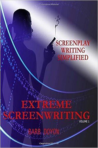 buy screenplay writing simplified volume 1 extreme screenwriting