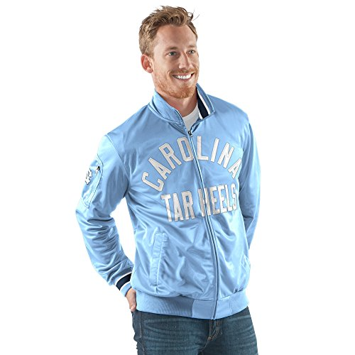 North Carolina Mens Track Jacket - 1