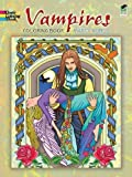 Vampires Coloring Book (Dover Coloring Books)