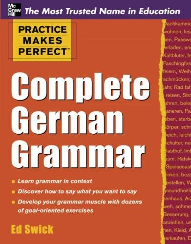 Read pdf practice makes perfect complete german grammar ebook read pdf practice makes perfect complete german grammar ebook library by ed swick asolole53 fandeluxe Images