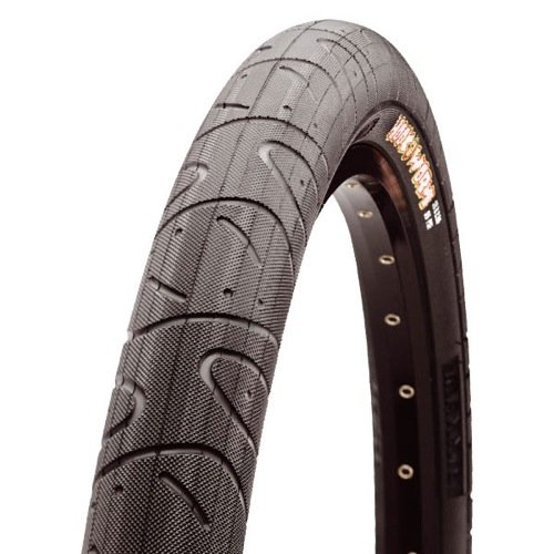 Maxxis Hookworm BMX/Urban Bike Tire (Wire Beaded 60a, 24x2.50)