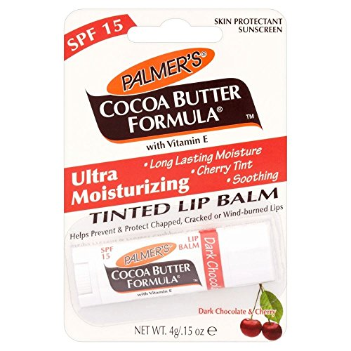 Palmer's Dark Chocolate & Cherry Tinted Lip Balm - Pack of (Protectant Tinted Lip Balm)