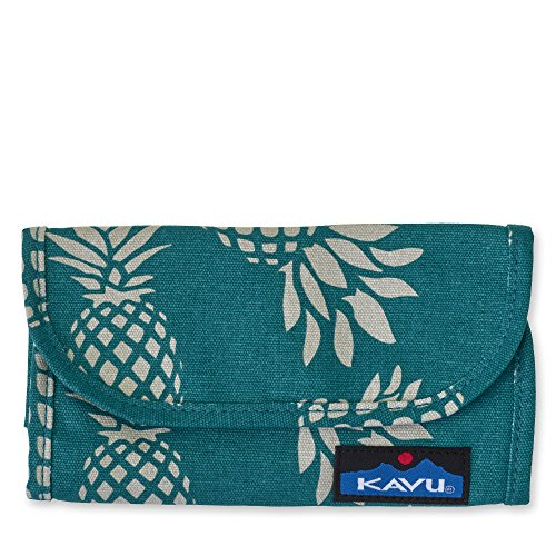 KAVU Women's Big spender Backpack, Pineapple Passion, One Size