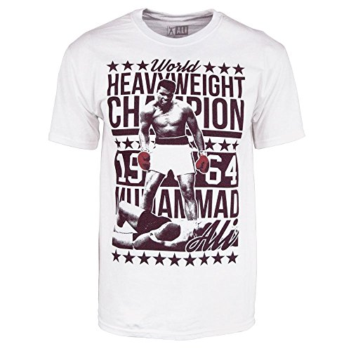 DOPO Mens Official Muhammad Ali Cassius Clay 64 Champ T S...