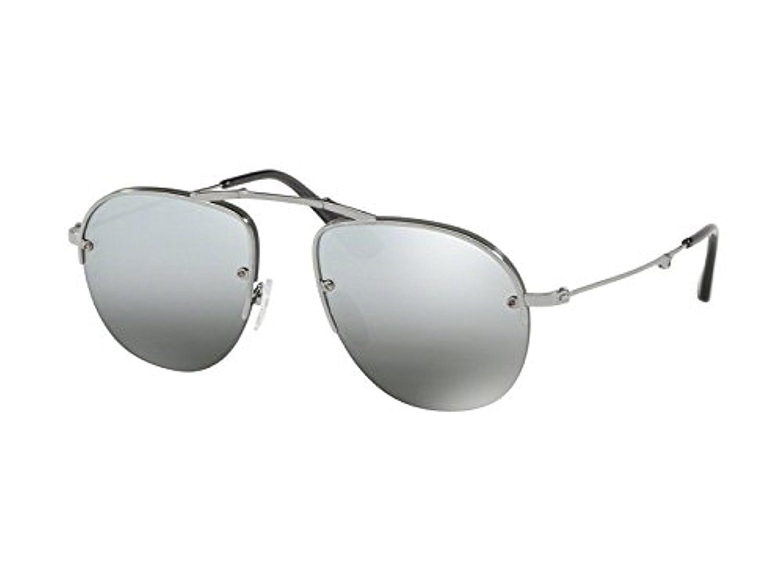 5886aa8515 Caliente de la venta Prada 0PR54US 5AV205, Gafas de Sol para Hombre, Gris (