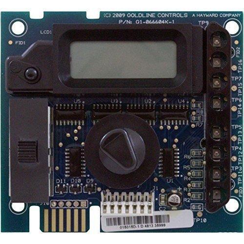 Hayward GLX-PCB-DSP Aqua-Rite PCB Display (Renewed)