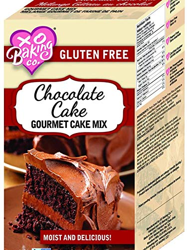 XO Baking Co. Chocolate Cake Mix, 19.5 oz