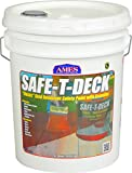 Ames SD5GN Safe-T-Deck Granulated 5 gallon green Safe-T-Deck Granulated