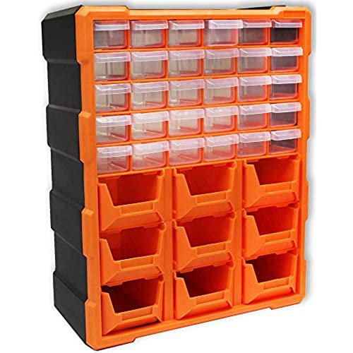 storage containers for screws and nails