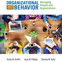 Amazon ricky w griffin books organizational behavior managing people and organizations fandeluxe Choice Image