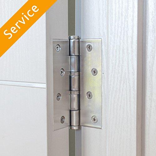 door hinge installation kit - 6