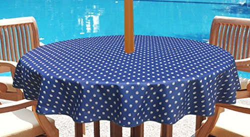 umbrella-hole-round-outdoor-tablecloth-60-inches-avignon-all-over-in-marine-outdoor-easy-care-coated