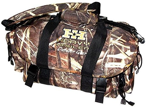 Heavy Hauler Outdoor Gear Blind Bag Supreme, Max 5 Camo, 13in x 8in x 8in by Heavy Hauler (Image #1)