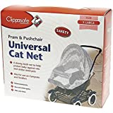 Fancy Classic Collection Universal Cat Net for Pram & Pushchair by Clippasafe