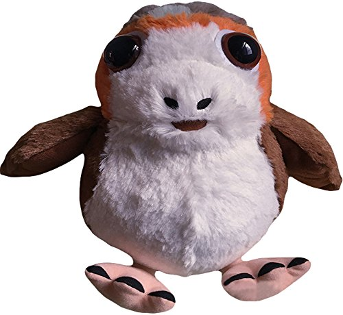 CosplaySky Star Wars 8 The Last Jedi Porg Bird Plush Doll 15cm