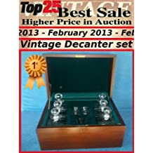 Top25 Best Sale - Higher Price in Auction - February 2013 - Decanter Set (Top25 Best Sale Higher Price in Auction Book 26)