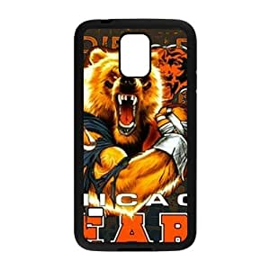 WWWE Chicago Bears Fahionable And Popular Back Case Cover For Samsung Galaxy S5