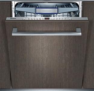 Siemens Iq500 Sn66m098eu Speedmatic Vollintegrierter Geschirrspuler