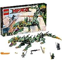 LEGO Ninjago Movie Green Ninja Mech Dragon 70612 Building...