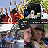 Diono Solana - Pack of 2 Backless Booster Car Seats