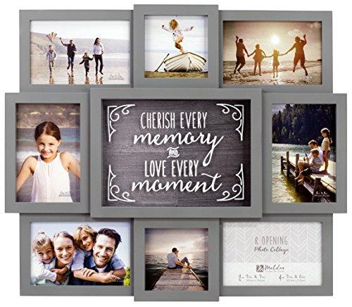 Cherish Frame - Malden International Designs 8372-08 8-OP Cherish Every Memory