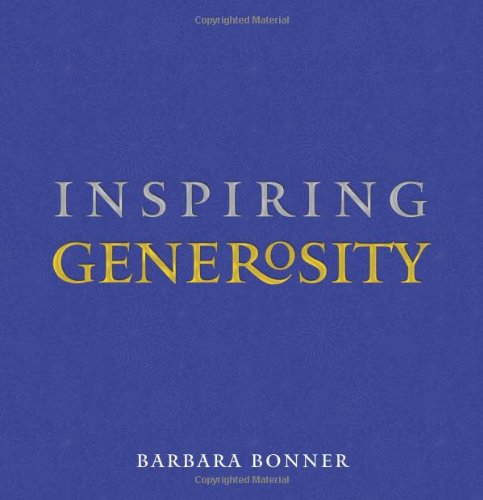 Inspiring Generosity ebook