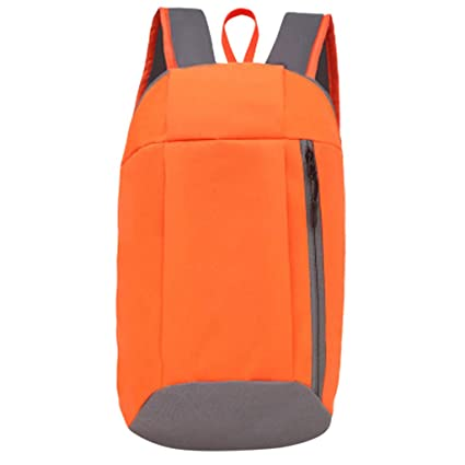 0073f0dff97a VonVonCo Bag Travel Waterproof Rucksack Leather Clutch Beach Casual Unisex  Sports Men Women Backpack School Versatile College Campus Backpack