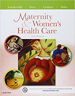 Book Maternity and Women's Health Care - Text and Elsevier Adaptive Learning (Access Card) and Elsevier Adaptive Quizzing (Access Card) Package, 11e