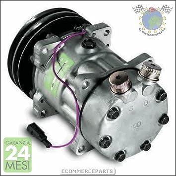 XCC Compresor Aire Acondicionado SIDAT Lancia Dedra Gasolina 19: Amazon.es: Coche y moto