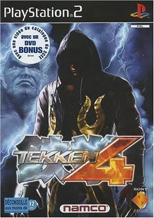 Tekken 4: Amazon.es: Videojuegos