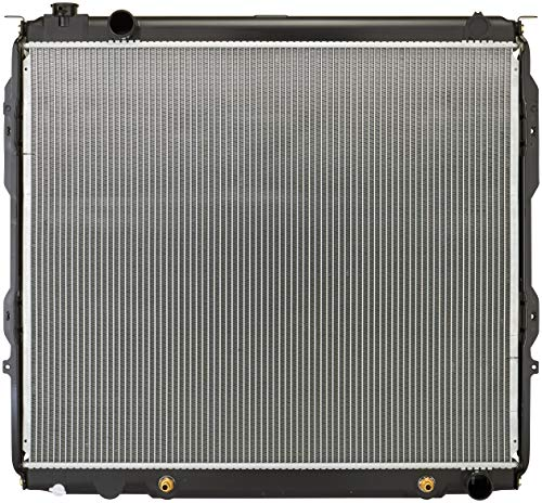 Spectra Premium CU2376 Complete Radiator for Toyota Sequoia and Tundra