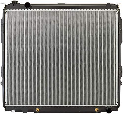 - Spectra Premium CU2376 Complete Radiator for Toyota Sequoia and Tundra