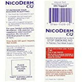 Nicoderm Cq Step 1 Clear Patch, 21mg, 21-count
