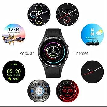 Bluetooth smart watch Meilleur Traqueur de Fitness montres Bracelet Connecté de Sport,Fréquence cardiaque Tracker