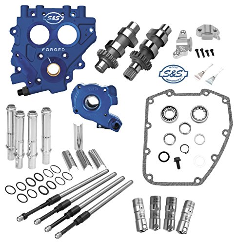 Support Cam Harley Plate (S&S Cycle 330-0540 509C Cam Chest Chain Drive Kit)