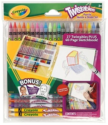 Crayola Pencil Sketch N Shade