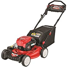 Troy-Bilt TB380ES 163cc 21-inch In Step RWD Self-Propelled Lawn Mower with Electric Start