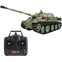 Dilwe Tanque RC, Heng Long 3869-1 2.4GHz 1/16